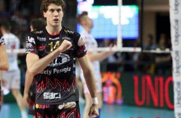Серб Александр Атанасъевич пропустит старт сезона итальянской суперлиги Александр Атанасъевич