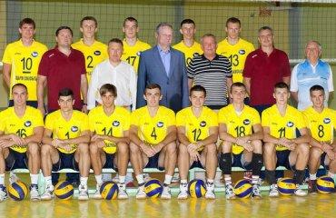 «Дніпро»: цілі залежатимуть від комплектації волейбол, мужчины, суперлига, украина