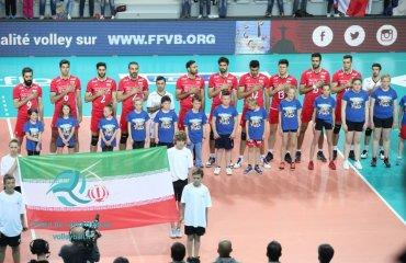 Группа В мужского волейбольного турнира. Главные претенденты на выход из группы. Часть IV - сборная Ирана Сборная Ирана