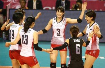 Женская сборная Японии отказалась жить в Олимпийской деревне волейбол, женщины, олимпиада, рио, бразилия, япония