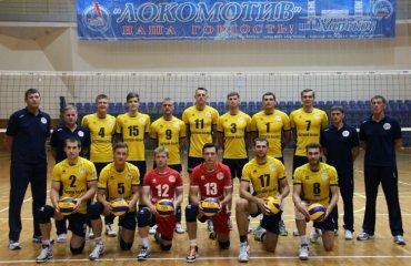 Чемпион страны на грани исчезновения?! волейбол, мужчины, суперлига, украина, харьков, локомотив