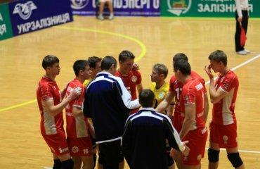 Практически все игроки ВК «Локомотив» получили статус свободных агентов волейбол, мужчины, суперлига, украина, локомотив, харьков, игроки