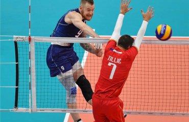 Итальянские волейболисты уверенно обыграли французов на старте Олимпиады сборная Италии