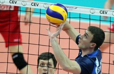 Украинский связующий Дмитрий Сторожилов продолжит карьеру в Польше волейбол, мужчины, польша, плюслига