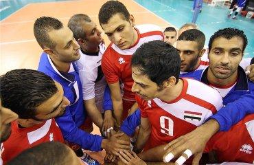 Сборная Египта обыграла  в трех сетах команду Кубы в матче Олимпиады в Рио сборная Египта