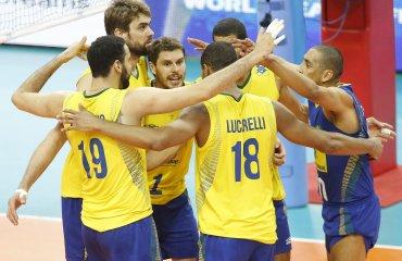 Канадцы не смогли снова сотворить сенсацию и уступили Бразилии сборная Бразилии