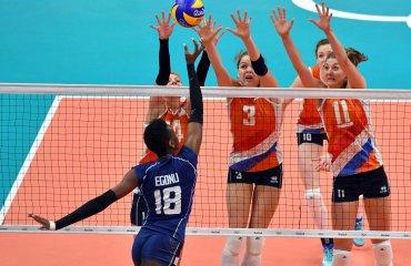Нидерландки обыграли итальянок на ОИ сборная Италии