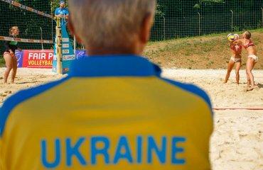Украинcкие пары на Чемпионате Европы U18 пляжный волейбол, мужчины, женщины, чемпионат европы, u18, результаты, расписание, траснляции