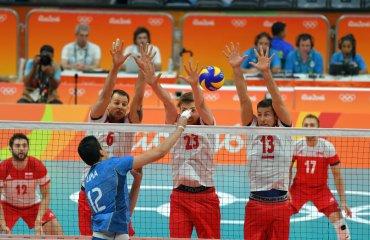 Поляки в нелегком матче обыграли аргентинцев на Олимпиаде сборная Польши