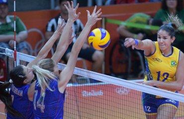 Сборная Бразилии всухую побеждает сборную России на Олимпиаде в Рио сборная Бразилии