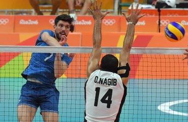 Волейболисты Аргентины обыграли Египет в матче группового этапа ОИ Сборная Аргентины