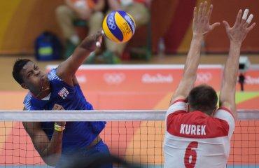 Сборная Польши по волейболу обыграла Кубу и обошла Россию в группе В на ОИ сборная Польши