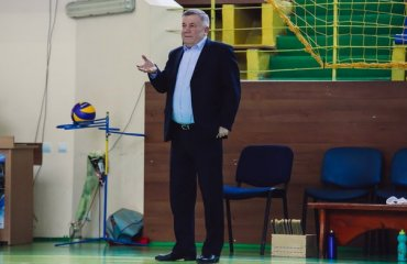 Богуслав ГАЛИЦЬКИЙ: «Ми омолодилися на сто відсотків» волейбол, женщины, суперлига, украина
