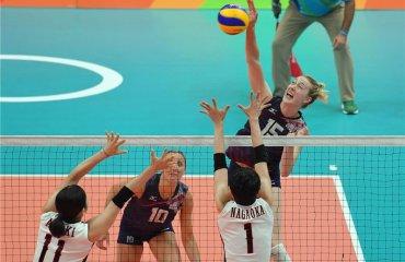 Сборная США в 1/4 финала Олимпиады выиграла у Японии и прошла в полуфинал Сборная США