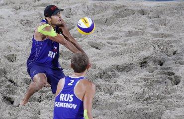 Красильников и Семенов не смогли пробиться в финал ОИ Вячеслав Красильников и Константин Семенов