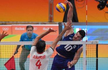 Итальянские волейболисты разгромили Иран и вышли в полуфинал Олимпийских игр Сборная Италии