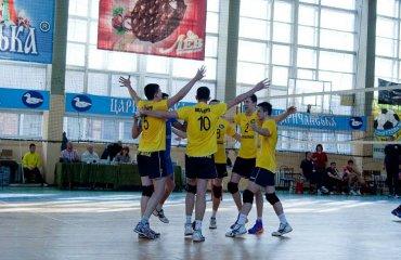 Новички волейбольного клуба «Днепр» волейбол, мужчины, суперлига, украина, трансфер