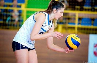 Анна ЖИТОВОЗ: «Сейчас мы думаем о том, чтобы набрать подходящую физическую форму» волейбол, женщины, суперлига, украина, интервью
