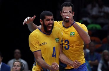 Сборная Бразилии разгромила сборную России в полуфинале ОИ Сборная Бразилии