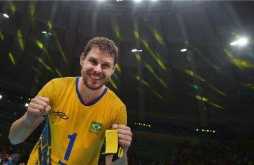 Бруно: завоевать олимпийское золото дома - это нечто особенное Бруно Резенде
