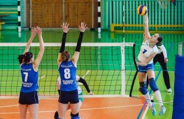 Анна ЖУЛА: «В этом сезоне наша команда ещё больше омолодилась» волейбол, женщины, суперлига, украина, интервью