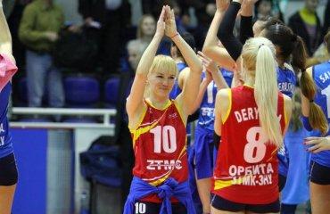 Наталья КЛИМЁНОВА: «Большинство игроков «Орбиты» написали заявление об уходе» волейбол, женщины, суперлига, украина, интервью, орбита