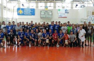 Молодежная сборная Украины победила на турнире в Харькове волейбол, мужчины, турнир, харьков