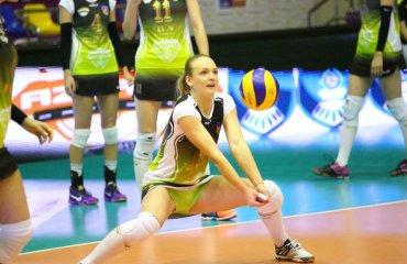 Украинка Анна Степанюк продолжит карьеру в Турции волейбол, женщины, трансфер