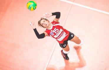 Чемпионки Финляндии «Виести» вернули в свой состав украинскую связующую Викторию Тучашвили (Полищук) Виктория Тухашвилли (Полищук)