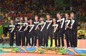 Волейболисты сборной Италии помогут жертвам землетрясения сборная Италии