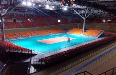 Чемпіонат Європи (U-20). Пловдив та «Колодрума» готові до змагань волейбол, мужчины, чемпионат европы, сборная, украина, ю20