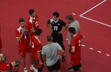 Николай ПАСАЖИН: «Перед сборной пока задач не ставилось» волейбол, мужчины, чемпионат европы, сборная, украина, ю20
