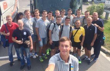 Микола ПАСАЖІН: «Націлюємося на максимальний результат» волейбол, мужчины, сборная, чемпионат европы, u20