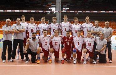 Чемпіонат Європи (U-20). Другий суперник – Польща волейбол, мужчины, сборная, чемпионат европы, u20