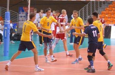 Чемпіонат Європи (U-20). З Польщею не вистачило настрою, зі Словенією – все буде по-іншому волейбол, мужчины, сборная, чемпионат европы, u20, интервью