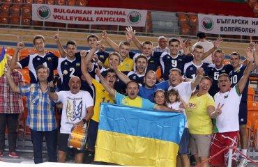 Чемпіонат Європи (U-20). Друга перемога України волейбол, мужчины, сборная, чемпионат европы, u20