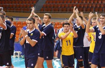 Чемпіонат Європи (U-20). У нас є шанси на вихід в наступний раунд змагань волейбол, мужчины, сборная, чемпионат европы, u20