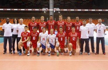 Чемпіонат Європи (U-20). Суперник №4 – Франція волейбол, мужчины, сборная, чемпионат европы, u20