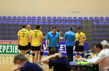 Волейболисты «Днепра» продолжают подготовку к новому сезону волейбол, мужчины, суперлига, украина