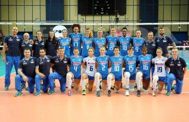 Чемпіонат Європи-2017 (жінки). Італія, як і Україна, націлюється на три перемоги волейбол, женщины, сборная, чемпионат европы, италия