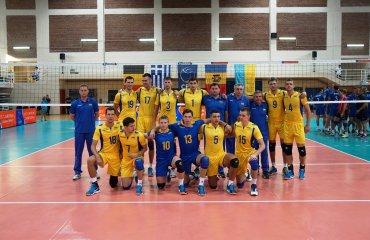 Фото матча Украина - Молдавия. Отбор на Чемпионат Европы-2017 волейбол, мужчины, сборная, чемпионат европы, фото, результаты