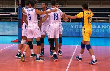 Чемпіонат Європи-2017 (чоловіки). Дали бій бельгійцям волейбол, мужчины, сборная, чемпионат европы, отбор