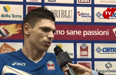 """Марко Подрашчанин: """"Мне нужны были перемены и я думаю, что сделал правильный выбор"""" Суперкубок Италии, Марко Подрашчанин"""