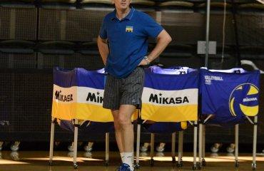 Андрей РОМАНОВИЧ: «Мы сделали хорошее продвижение вперед в техническом плане» волейбол, женщины, суперлига, украина, интервью, химик