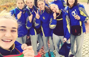 «Континiум-Волинь» завоювала бронзові нагороди на турнiрi у Бiлорусi волейбол, женщины, суперлига, украина, турнир, белоруссия