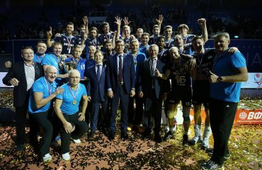 «Зенит» — пятикратный обладатель Суперкубка России Суперкубок России