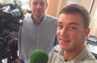 Олег ПЛОТНИЦКИЙ: «Победа над болгарами придала нам уверенности» волейбол, мужчины, сборная, чемпионат европы, u20, интервью, видео