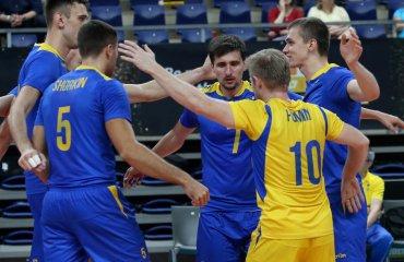 Владислав Богатирьов: «Це великий досвід для нас» волейбол, мужчины, сборная, чемпионат европы, интервью