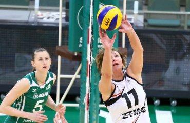 Ірина КОМІСАРОВА: «Головний напрямок роботи – зв'язуючі» волейбол, женщины, суперлига, украина, интервью