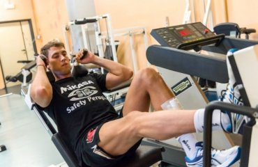 Атанасьевич близок к возвращению в строй после травмы Александр Атанасьевич